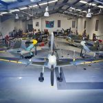 SMART LEISURE VIP Spitfire Tour & Sit in a Spitfire