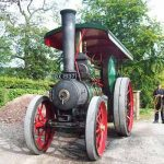 Traction Engine Driving in Cumbria
