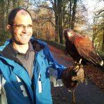 Falconry in Devon