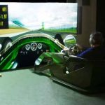 F1 Race Simulator