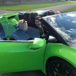 Junior Supercar Experience Edinburgh
