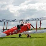 Tiger Moth Wiltshire