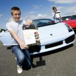 Lamborghini Drive for Kids