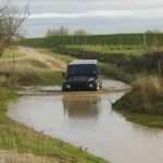Extreme 4×4 Course East Anglia