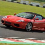 Ferrari 360 Modena Driving