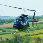 UK Cities Helicopter Charter for Four