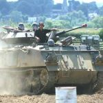 Tank Battles in Leicestershire