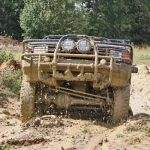 1:1 Off Road Driving in Bedfordshire