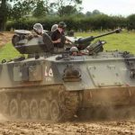 Tank Driving Leicestershire