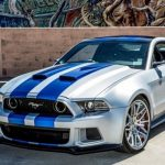 Speed Shelby Mustang Drive