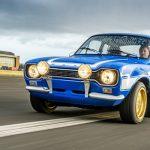 Mk1 Escort RS Drive