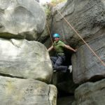 Rock Climbing and Abseilling Day