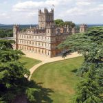 Downton Abbey and Village Tour