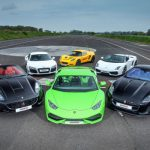 Supercar Passenger Thrill Rides