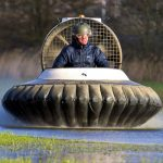 Hovercraft Racing in Cheshire