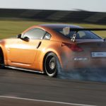 Nationwide Nissan 350Z Drifting