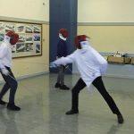 Fencing Lesson Sunderland