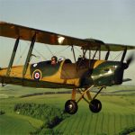 Classic Tiger Moth Flights Berkshire