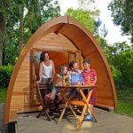 Camping Pod Breaks