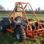 Off Road Grass Karting Cheshire