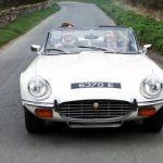 Jaguar E Type Road Trips