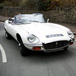 Jaguar E-Type Driving Trails