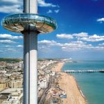 British Airways i360 & Borde Hill Gardens for Two