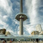 Afternoon Tea at British Airways i360 for Two