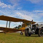 Tiger Moth Flights in Oxfordshire