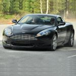Junior Aston Martin