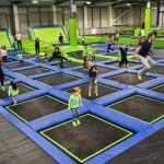 Jump In Trampoline Arenas