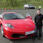 Kids Ferrari Drive