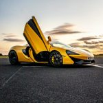 McLaren 570s Drive with Hotlap