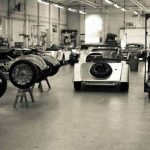Classic Car Road Trip with Morgan Factory Tour