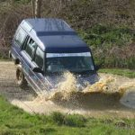 Off Road in Wiltshire