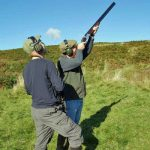 Clay Pigeon Shooting Stirling
