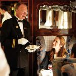 Afternoon Tea on the Belmond British Pullman