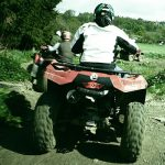 Junior Quadbiking North Yorkshire