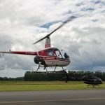 Helicopter Lessons Herefordshire