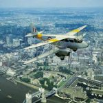 London Vintage Sightseeing Flight