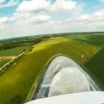 Glider Aerobatics Experience