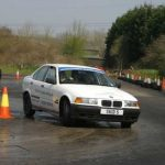 Skid Pan Castle Combe
