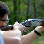 Shooting Clays in Warwickshire