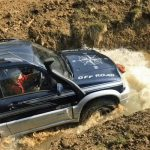 Silverstone Off-Road Driving Challenge