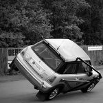 Stunt Driving Middlesbrough