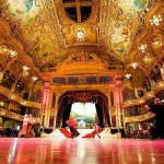 Blackpool Tower Ballroom & Afternoon Tea for Two