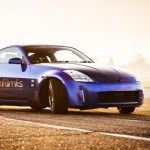 Nissan 350z Drift Car Ride