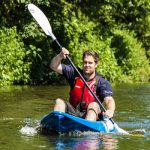 River Kayaking Somerset