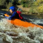 Extreme River Bugging North Wales