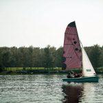 Dinghy Sailing Milton Keynes
